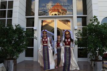 армяне Абу-Даби ОАЭ
