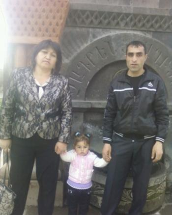 34-летний Армен Аветисян
