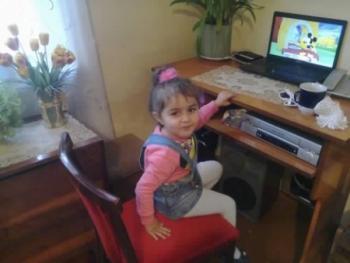 2-летняя Асмик Аветисян