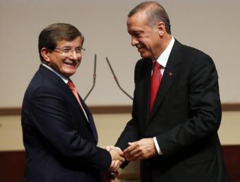 Эрдоган Давутоглу