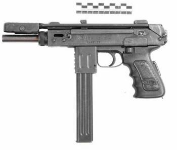 Пистолет-пулемет К-6-92