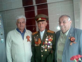 лазаревка ветераны