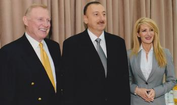 Алиев и лоббисты