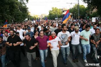 Шествие на Баграмяна