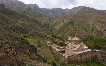 Церковь Святого Степаноса в Иране