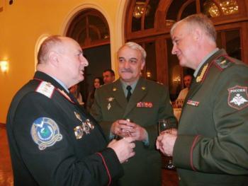 Карапет Задоян и русские военные