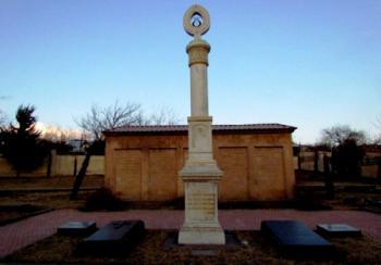 Ходживанк могила Раффи
