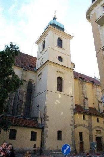 Армянская церковь в Праге