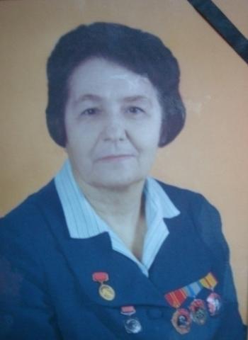 Елизавета Шахатуни