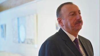 Ильхам Алиев встревожен
