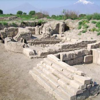 раскопки в Армении