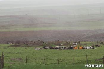 У армянской стороны за годы карабахской войны имеется 800 без вести пропавших