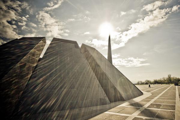 ВПятигорске вспоминают жертв геноцида армянского народа