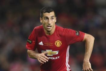 'Манчестер Юнайтед' назвал сумму отступных за Генриха Мхитаряна