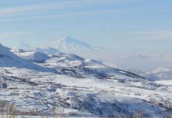 зима Арарат