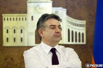 Карен Карапетян: Сейчас у нас стартовая ситуация, и мы должны двигаться вперед