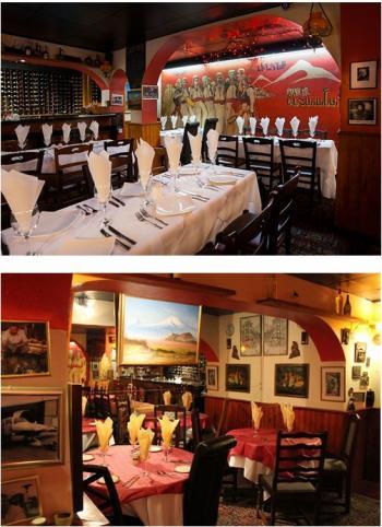 армянский ресторан в Манчестере
