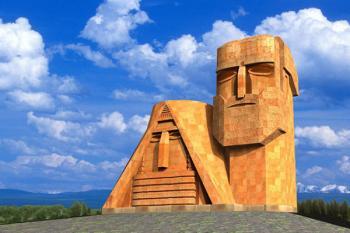 В Арцахе продолжается активное жилищное строительство
