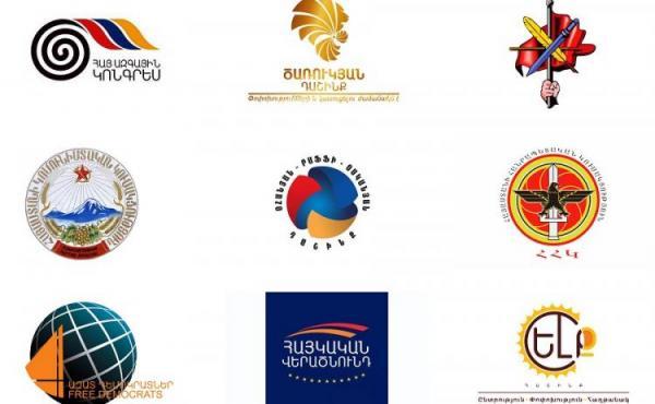 Обнародованы первые результаты парламентских выборов вАрмении