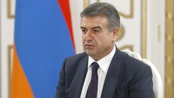 Карен Карапетян обсудил с руководством Philips Lighting возможности производства в Армении энергосберегающих ламп