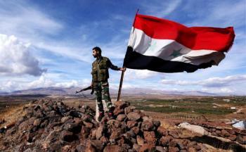 Сирийские войска приближаются к форпосту бандформирований под Дамаском