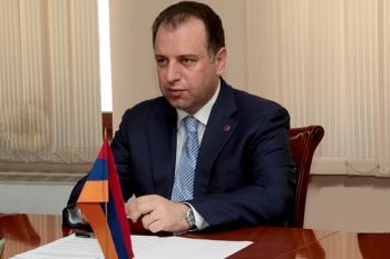 Минобороны Армении обещает до конца года новую военно-промышленную программу