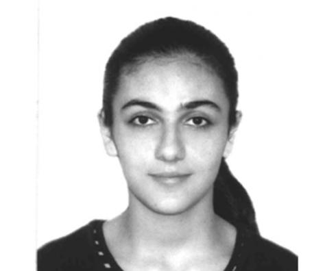 Молодая армянка на веб фото 236-654