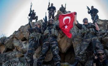 Анкара использует протурецких боевиков в Сирии как пушечное мясо