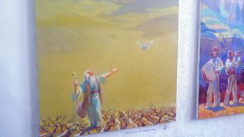 выставка картин в Пятигорске