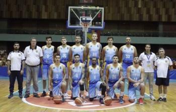 Сборная Армении по баскетболу одержала уверенную победу над Албанией