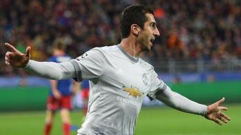 Генрих Мхитарян: Надеюсь, что 2018-й год станет переломным для армянского футбола