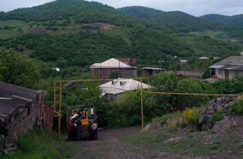 Ночь в приграничных селах прошла спокойно: детали обстрелf грузовика в Баганисе