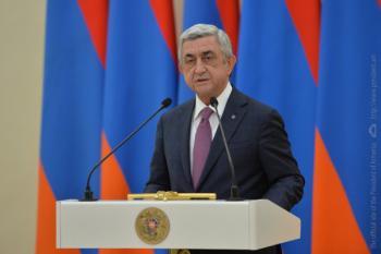 В Армении ни один вопрос не будет решаться при помощи оружия и насилия