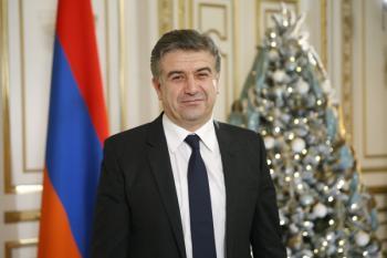 Премьер Армении поздравил соотечественников с Новым годом и назвал условия для решения всех насущных задач