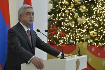 Президент Армении озвучил прогноз по экономическому росту страны по итогам года