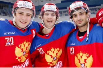 Армянская тройка выступит на чемпионате мира по хоккею в США