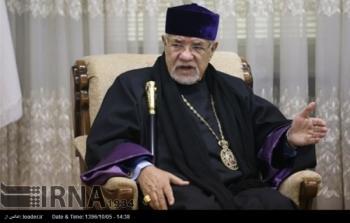 Армянский епископ осудил решение США по Иерусалиму