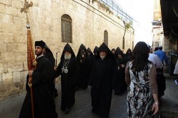 Армянская патриархия Иерусалима находится в ожидании