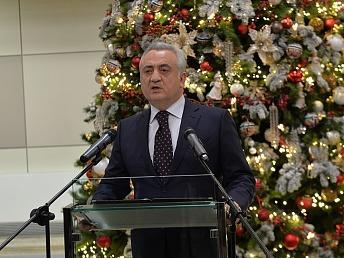Стабильная инфляционная среда стала опорой росту экономики Армении - глава ЦБ