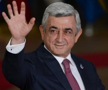 Серж Саргсян выдвинут кандидатом в премьер-министры Армении от коалиции РПА и АРФ Дашнакцутюн