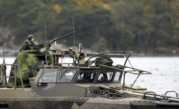Швеция готовится к вооруженному нападению со стороны России