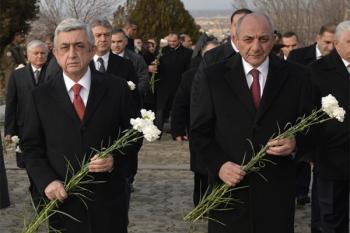 Бако Саакян Серж Саргсян Ераблур