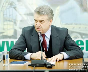 Карен Карапетян: Важно формирование энергетического хаба в регионе, у Армении отличные шансы