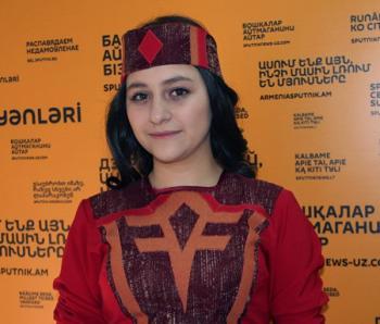 За армянскую участницу 'Ты супер!' Сатеник Геворгян можно проголосовать на сайте НТВ