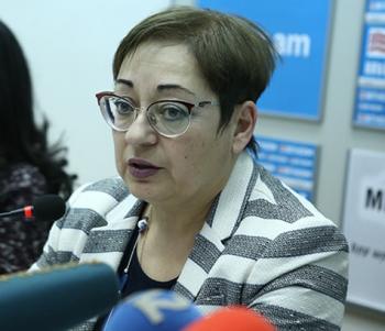 Марина Григорян: В отношении армян Азербайджаном все эти годы осуществлялась геноцидальная политика