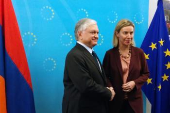 Армения и ЕС договорились о реализации приоритетов