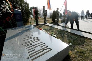 Мэр Еревана почтил память полководца Андраника
