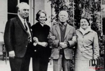 Скрипичный концерт Хачатуряна был одним из любимых произведений Чаплина