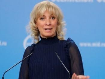 Мария Захарова: Россия вышлет 50 британских дипломатов