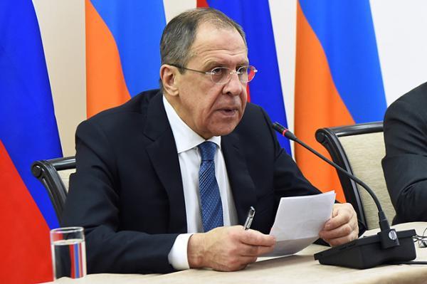 Сергей Лавров: Россия обеспокоена событиями в Армении